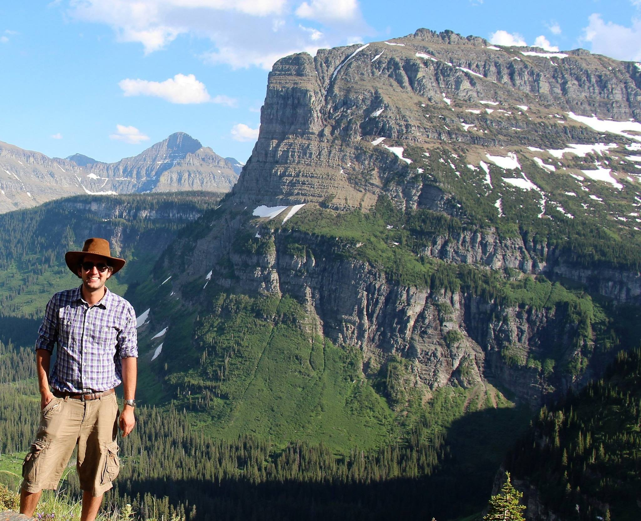 Geographer of the month: Nick Ferguson